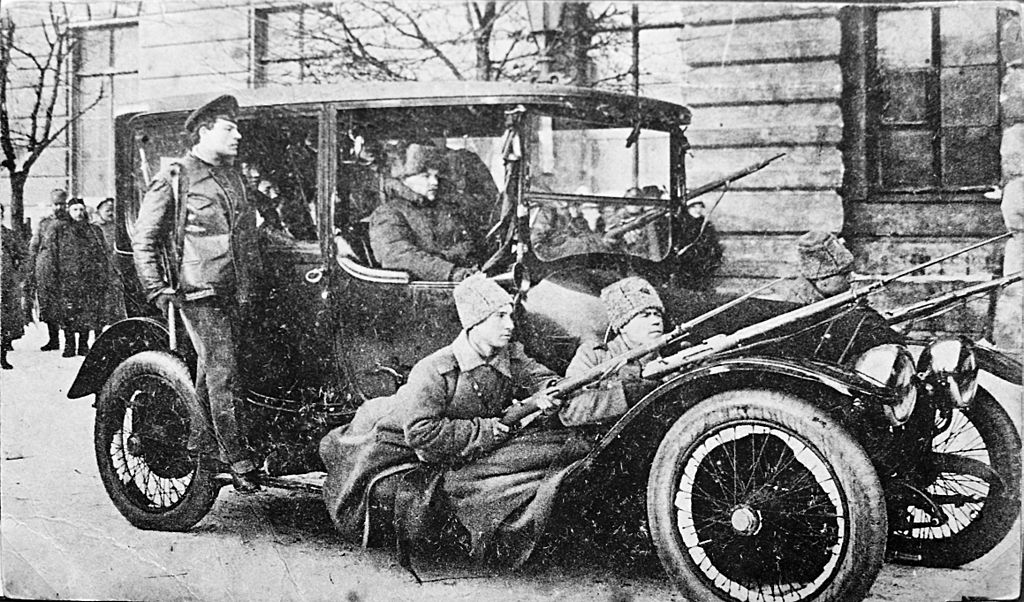 Bilens historia
